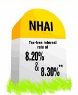 NHAI Tax Free Govt Bonds